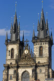 St Vitus's Cathedral Royalty Free Stock Photos
