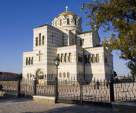 St. Vladimir cathedral. Royalty Free Stock Image