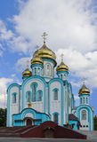 St. Vladimir Church, Kharkiv Stock Images