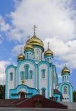 St Vladimir kościół, Kharkiv obrazy stock