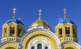 St. Vladimir's Cathedral Royalty Free Stock Image