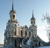 St.Vladimir's Church Royalty Free Stock Photo