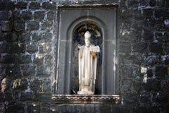 St Vlaho i Dubrovnik Arkivfoto