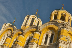 St Volodymyr Cathedral in Kiev, Ukraine Stock Photo