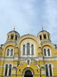 St.Volodymyr Cathedral, kyiv, ukraine Royalty Free Stock Photos