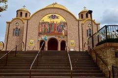 St.  Volodymyr Church Stock Images