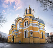 St Volodymyr's Cathedral in Kiev Royalty Free Stock Photo