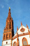 st w för kapellmary rzburg s Royaltyfri Foto