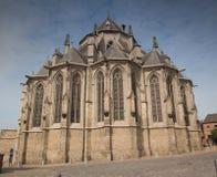 St.-wadrau Kirche Mons Stockbilder