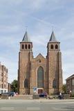 St Walburga Basiliek in Arnhem Stock Afbeelding