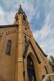 St walentynki kościół Zdjęcie Royalty Free
