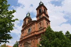 St. wenceslas church Royalty Free Stock Image
