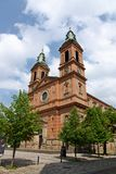 St. wenceslas church Royalty Free Stock Photo