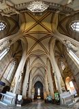 St Wenceslas in città Olomouc Immagine Stock Libera da Diritti