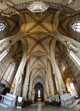 St. Wenceslas in town Olomouc Royalty Free Stock Image