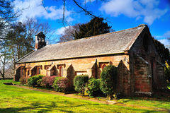 St Wilfred's Church Brougham Stock Photography