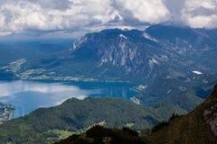 St Wolfgang Lake Photographie stock libre de droits
