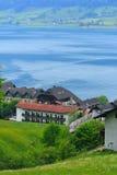 St Wolfgang Lake,Austria Stock Photography