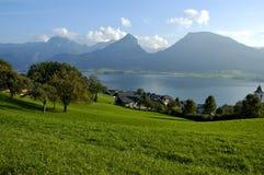 Free St Wolfgang Lake In Austria Stock Photos - 2084903