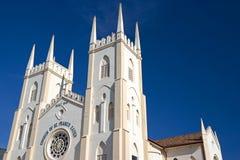 st xavier francis malacca s церков Стоковая Фотография