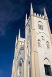 st xavier francis malacca s церков стоковая фотография rf