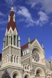 st xavier PA philadelphia francis церков стоковая фотография rf