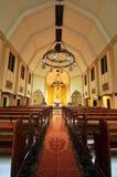 St Yusuph Ambarawa. Catholic church in Ambarawa, Indonesia stock photography