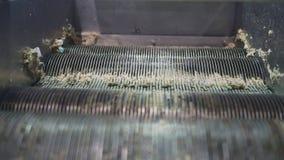 Stała jałowego usuwania maszyna zbiory