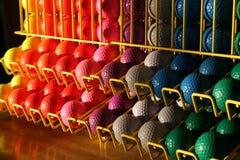 stań miniatury piłka golfa Fotografia Royalty Free
