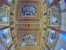 sta 莫妮卡教会,保和省 免版税库存照片