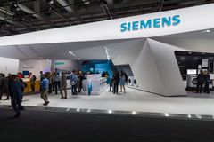 Stał bezczynnie Siemens Obraz Stock
