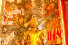 Stać Buddha Obraz Royalty Free