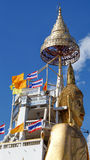 Stać Buddha Bangkok Obraz Royalty Free