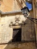 Sta Maria de la Encarnación church-Alhama de Granada Stock Photo