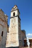 Sta Maria de la Valldigna, old convent in Simat de Valldigna,Valencia,Spain Royalty Free Stock Photo