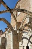 Sta Maria de la Valldigna,Valencia,Spain Royalty Free Stock Photos