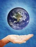 Sta met aarde in wisselwerking