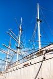 Stażowy statek Gorch Fock Obraz Royalty Free