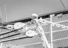 Stażowy statek Gorch Fock Zdjęcia Royalty Free
