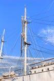 Stażowy statek Gorch Fock Obraz Stock