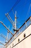 Stażowy statek Gorch Fock Fotografia Royalty Free