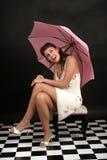 Sta piovendo? Fotografia Stock Libera da Diritti