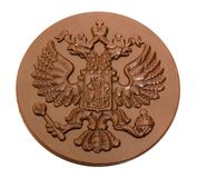 Staaf van Chokolate Royalty-vrije Stock Afbeelding