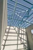 Staal dak-18 Stock Fotografie