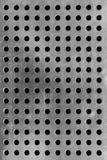 staalachtergrond Stock Afbeelding
