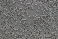 Staalballen Achtergrond Stock Afbeeldingen