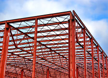 Staalstructuur Stock Afbeeldingen