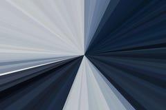 Staaltextuur, de donkere achtergrond van metaal abstracte stralen Het patroon van de strepenstraal Modieuze illustratie moderne t Stock Foto