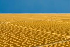 Staalwoestijn Royalty-vrije Stock Afbeelding