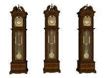 Staand horloges vector illustratie